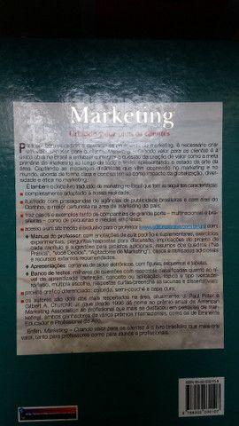 Livro Marketing - Criando valor para os clientes - Foto 2