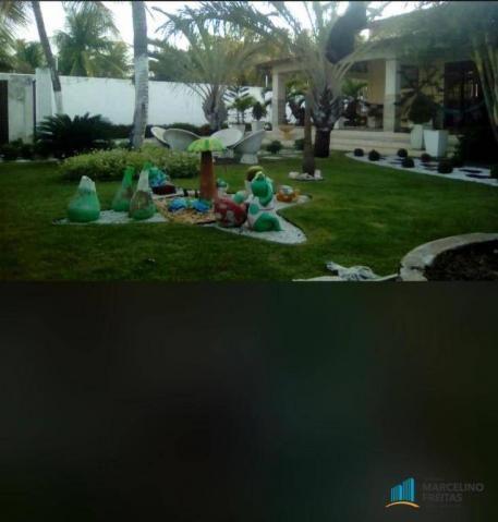 Casa à venda, 210 m² por R$ 550.000,00 - Mangabeira - Eusébio/CE - Foto 14