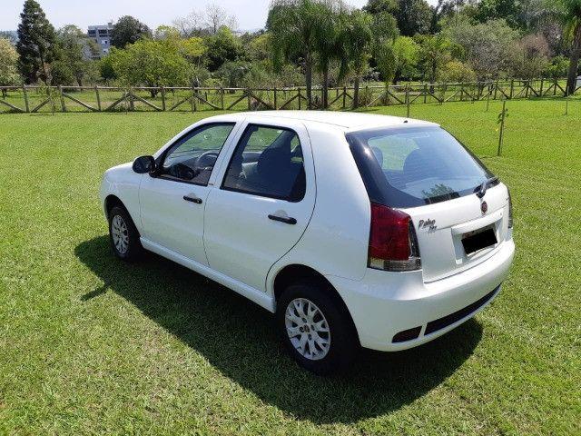Fiat Palio Completo + opcionais 1.0 Economy Fire Flex 4p - Foto 3