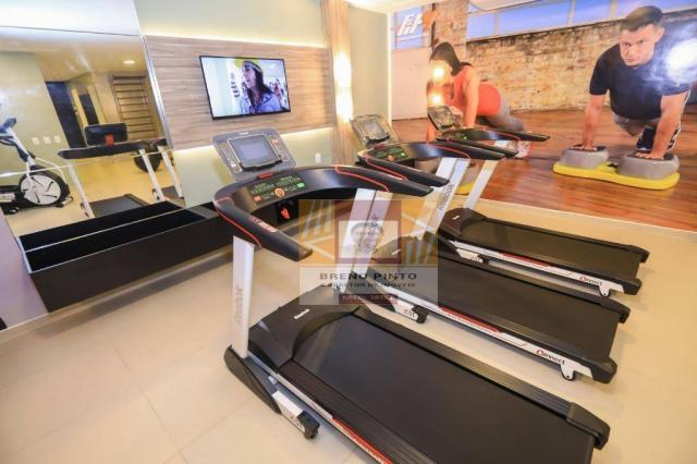 Apartamento no Serenitá Cócó com 3 dormitórios à venda, 98 m² por R$ 799.900 - Cocó - Fort - Foto 10