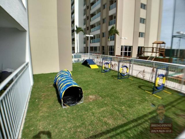 Apartamento à venda, 54 m² por R$ 430.000,00 - Fátima - Fortaleza/CE - Foto 11