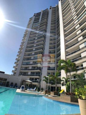 Apartamento no Serenitá Cócó com 3 dormitórios à venda, 98 m² por R$ 799.900 - Cocó - Fort