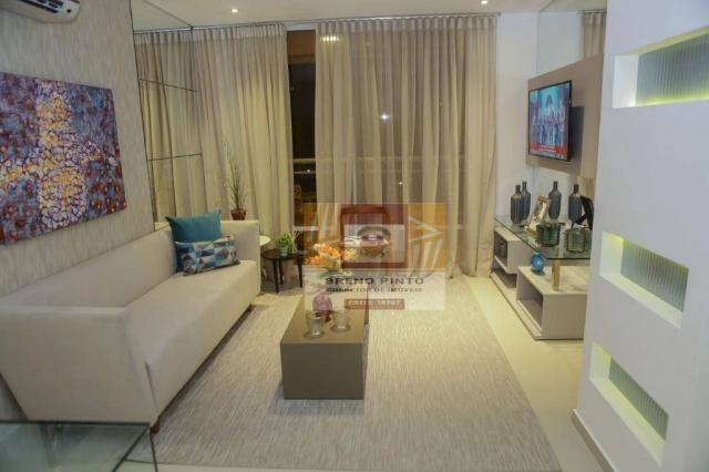 Apartamento no Serenitá Cócó com 3 dormitórios à venda, 98 m² por R$ 799.900 - Cocó - Fort - Foto 15