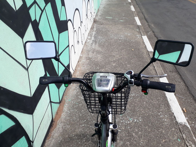 Bicicleta elétrica Ebike L  - Foto 3