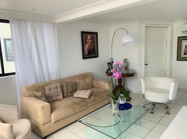 Apartamento em Boa Viagem, lindo, com 3 quartos, 2 vagas e vista mar. - Foto 3