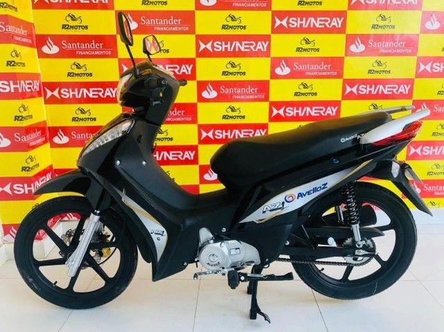 Avelloz AZ1 50cc Zero Km R$ 7.290 Com emplacamento Incluso - R2 Motos Cuiá/Geisel - Foto 5