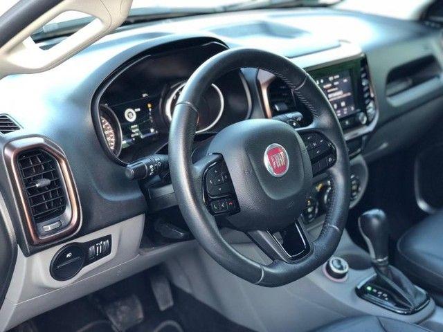 Fiat toro 2021 2.0 16v turbo diesel volcano 4wd at9 - Foto 12