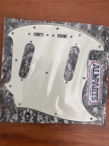 Escudo Mint Green Fender Mustang AllParts - Foto 2