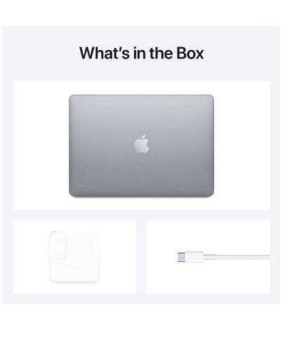 "MacBook Air A1932 (True Tone 2019) cinza espacial 13"" - Foto 3"