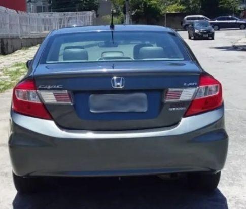 Honda Civic 2014/14 Lxr 2.0 Automático +C.Borb.E bancos Decouro - Foto 4
