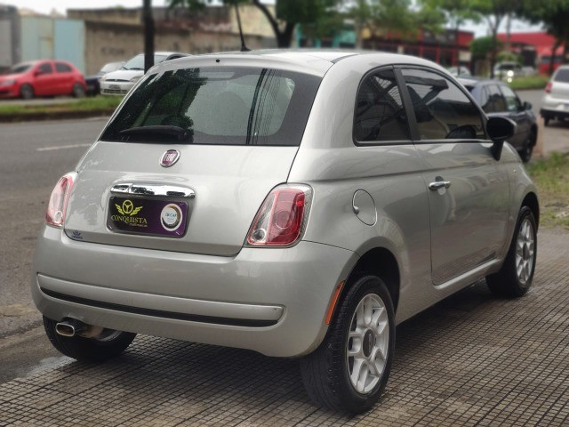 Fiat 500 1.4 Cult 2012 - Foto 7