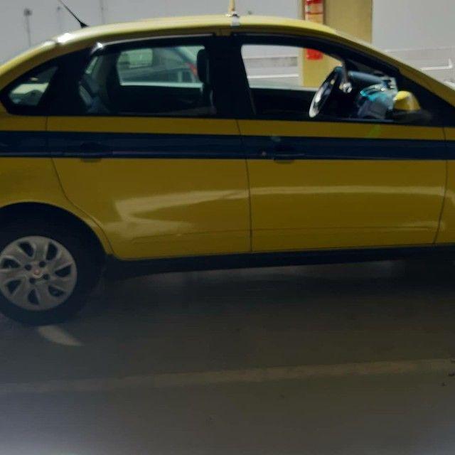 Vendo só a Autonomia do Táxi por R$ 10.000 !! Vendo GRAN SIENA - COM AUTONOMIA DO TAXI! - Foto 7