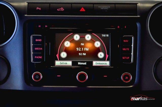 Volkswagen Amarok 2.0 HIGUILINE 4X4 4P - Foto 15