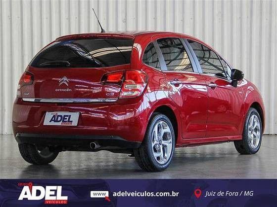 C3 2013/2013 1.6 EXCLUSIVE 16V FLEX 4P AUTOMÁTICO - Foto 14