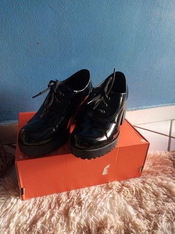 Promoção!Sapato tratorado n.37 - Foto 4