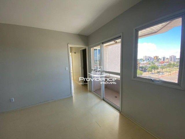 Apartamento com 3 dormitórios para alugar, 61 m² por R$ 1.250,00/mês - Centro - Cascavel/P - Foto 19