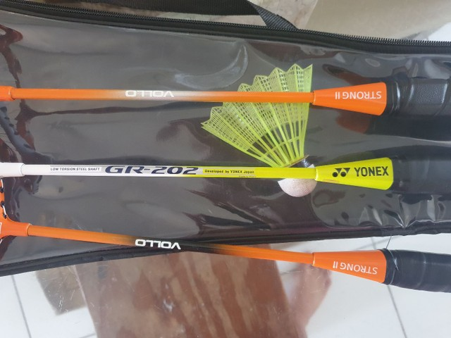 3 Raquetes de Badminton - Foto 2