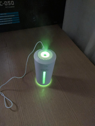 Mini Umidificador Color Cup - Foto 4