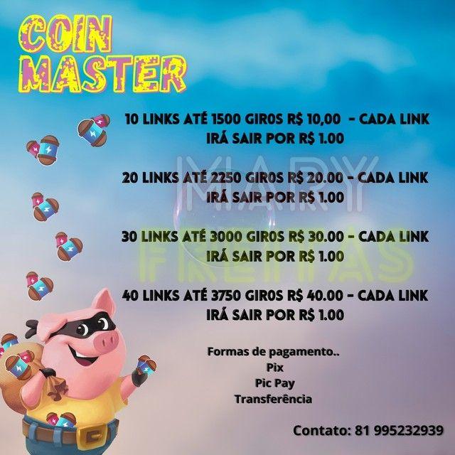 Giros Coin Master
