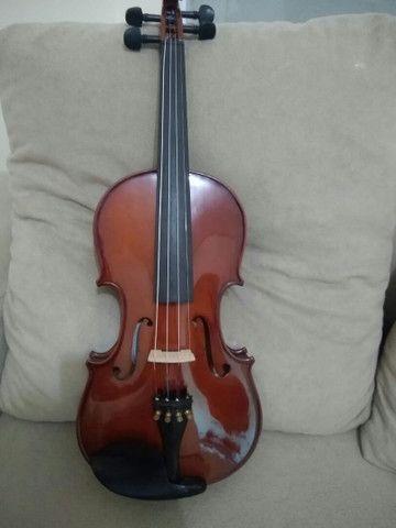 Violino 4/4 novo Shelter Symphonic