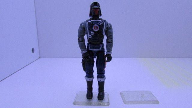 Boneco Interrogator Cobra/Comandos em Ação/G.I.Joe - Hasbro