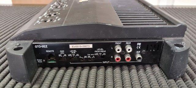 Modulo Amplificador JBL Selenium TS GTO-5EZ 500w Rms 5 Canais 2 Ohms<br><br><br> - Foto 2
