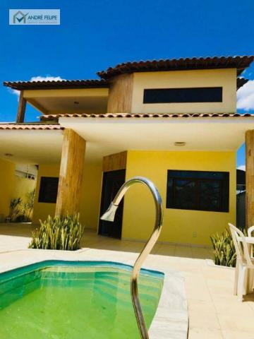 Casa com 5 dormitórios para alugar, 300 m² por R$ 2.700,00/mês - Novo Horizonte - Arapirac - Foto 5