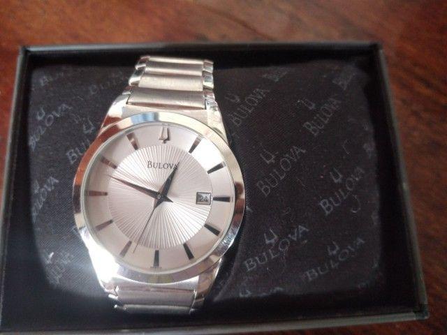 Relógio novo zerado Bulova 100% original