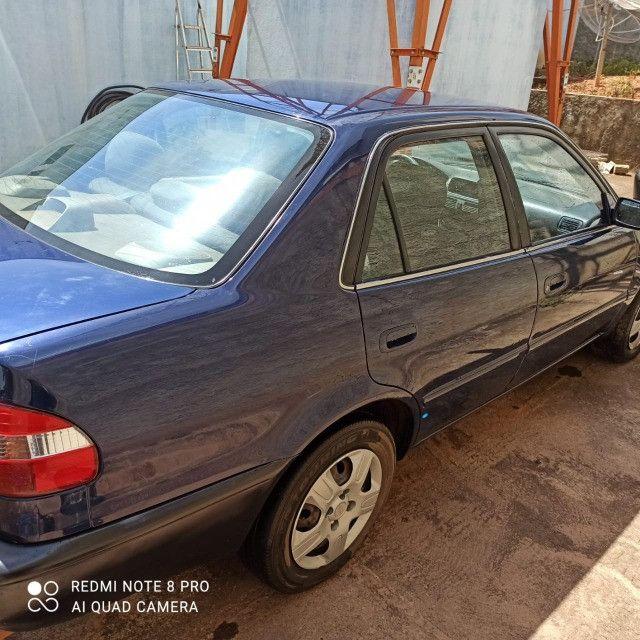 Vende se um Corolla ano 1999 - Foto 7