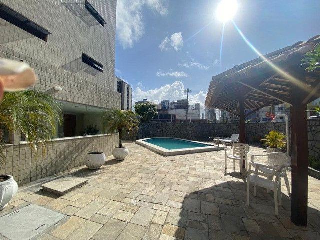 Apartamento com 3 dormitórios para alugar, 101 m²- Manaíra - João Pessoa/PB - Foto 10