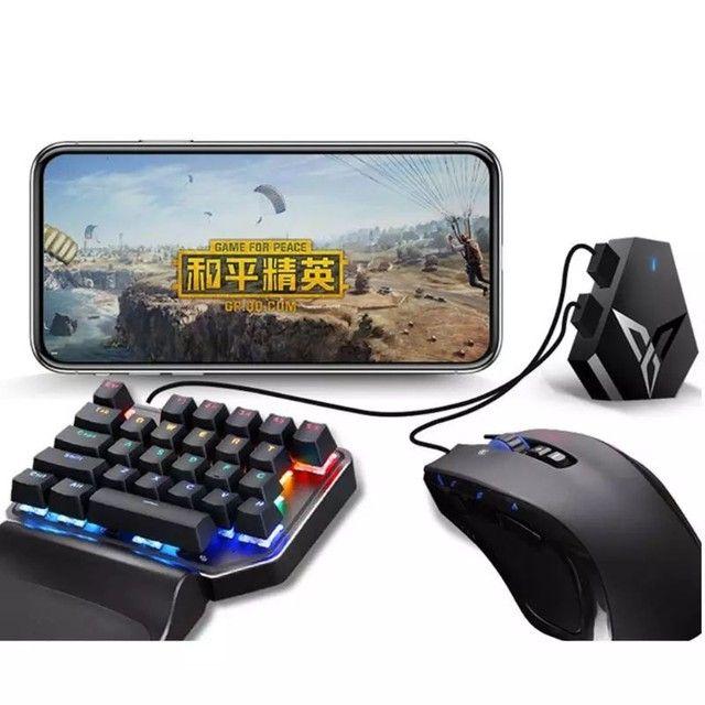 Mobilador Flydigi q1 conversor teclado e mouse TOP - Foto 3