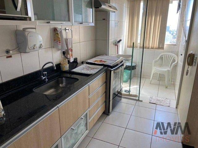 Apartamento Duplex com 2 dormitórios à venda, 79 m² por R$ 420.000,00 - Setor Oeste - Goiâ - Foto 9