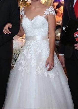 Vestido de Noiva Marie Lafayette - Foto 3