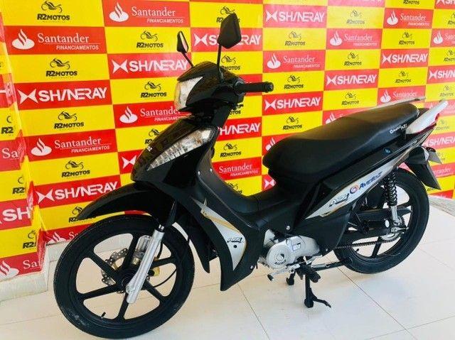 Avelloz AZ1 50cc Zero Km R$ 7.290 Com emplacamento Incluso - R2 Motos Cuiá/Geisel - Foto 6