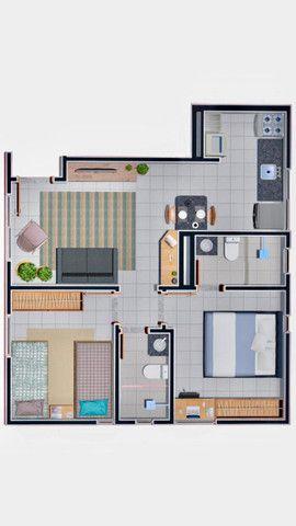 Apartamento Térreo bem localizado no Bairro do Cristo Redentor - Foto 5