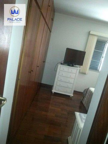 Apartamento com 3 dormitórios à venda, 126 m² por R$ 450.000 - Paulista - Piracicaba/SP - Foto 6