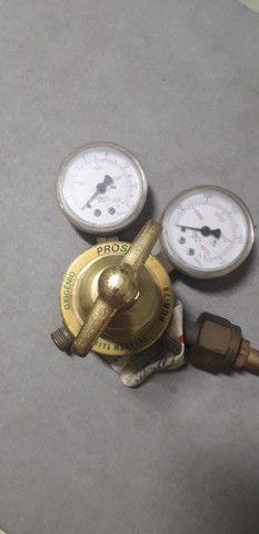 Regulador de oxigênio - Foto 5