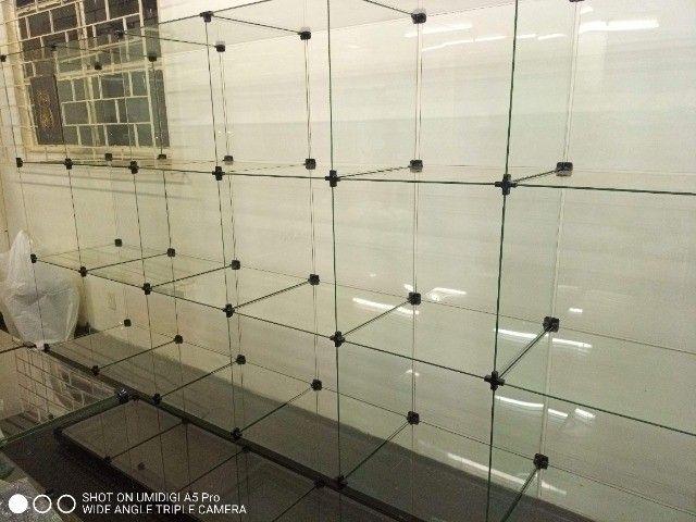 Estante casulo de vidro - Foto 3