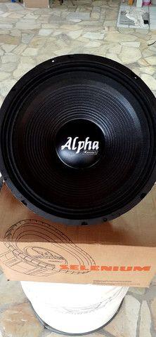 """Autofalate 15"""" ALPHA CHROMUS"""