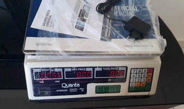 Balança Digital Comercial 40kg Nova na caixa sem uso - Foto 2