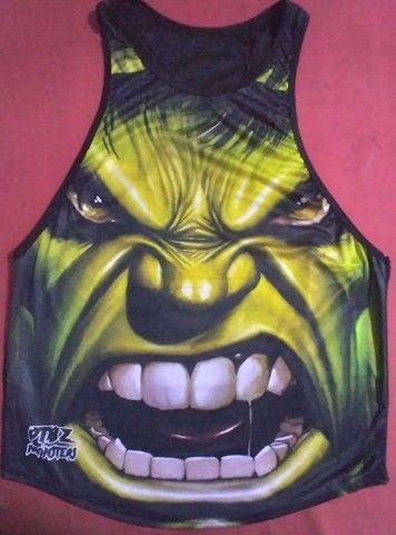 Camiseta Super Cavada Fitness - Foto 4