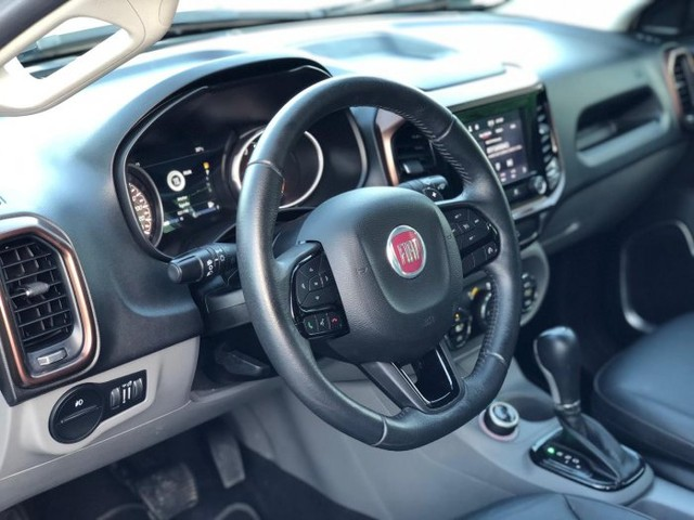 Fiat toro 2021 2.0 16v turbo diesel volcano 4wd at9 - Foto 11