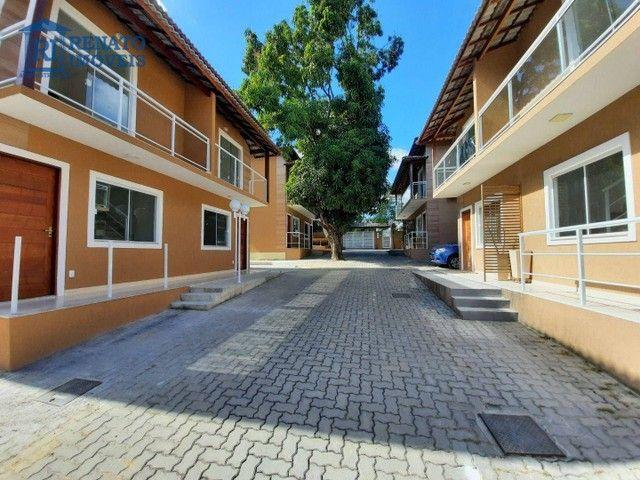 Casa com 2 dormitórios para alugar por R$ 1.200,00/mês - Inoã - Maricá/RJ - Foto 17