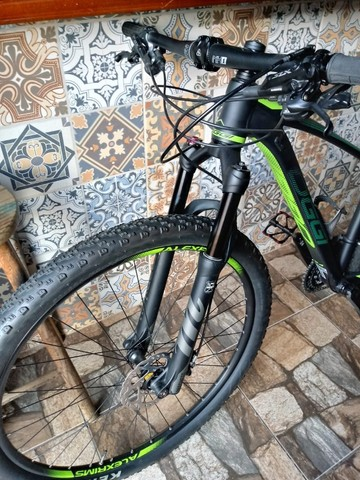Bicicleta Oggi Big Wheel 7.4 Quadro 15,5 Nova / 1 ano seguro grátis