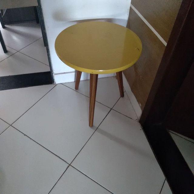 Mesa de centro raqui retrô