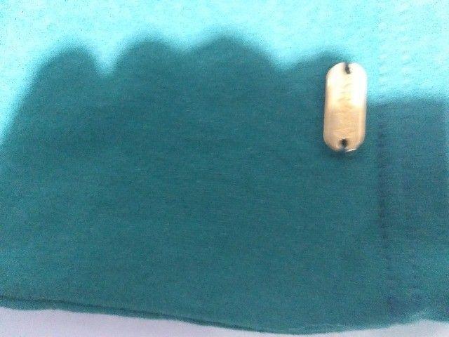 vestido verde  da quintess   meio ombro  -P- - Foto 2
