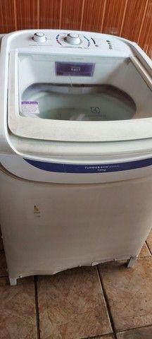 Maquina de lavar eletro lux 13 quilos - Foto 2