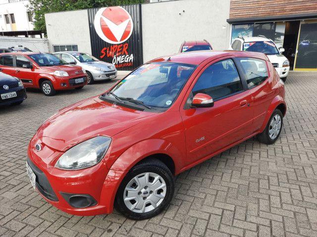 Lindo Ford Ka 1.0 2012 Completo TOP