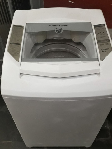 Vendo máquina de lavar Brastemp 7 kg - Foto 4
