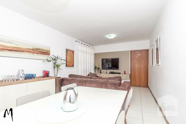 Apartamento à venda com 3 dormitórios em Dona clara, Belo horizonte cod:334591 - Foto 2